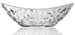 RCR Laurus Crystal Oval Bowl