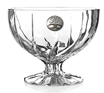 RCR Trix Crystal Bowl with Pedastal for 50th Anniversary