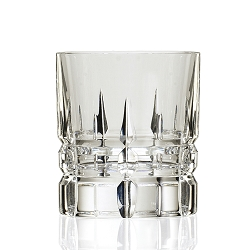 Carrara Collection Double Old Fashion Tumbler from the DaVinci Line