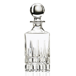Carrara Collection Square Decanter