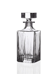 RCR Timeless Crystal Square Decanter