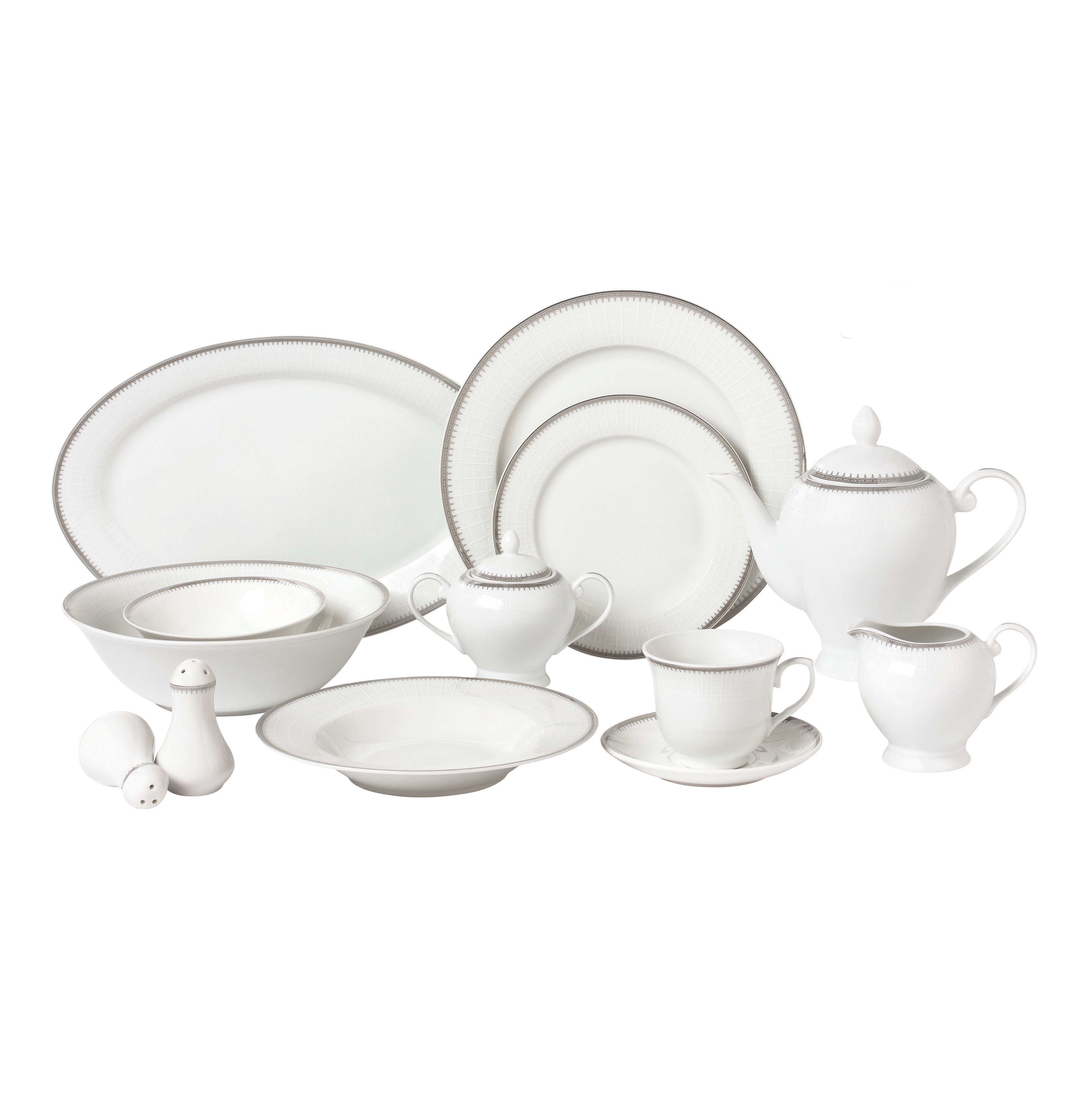 Quick View  sc 1 st  Lorenzo Import : dinnerware for 8 - pezcame.com