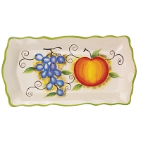 Fruit Design Rectangular 15