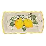 Lemon Design Rectangular 15