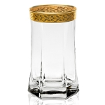 Set of 4 High Ball Tumbler from the Venezia Collection by Lorren Home Trends