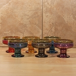 Bowl Set of 6 Multicolor-Corona