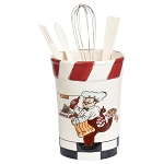 Chef Ceramic Utensil Holder