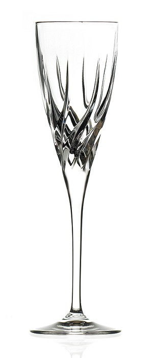 RCR Trix Crystal Champagne Glass set of 6