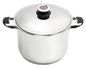 Stainles Steel 24 QT Stock pot design by Valenti