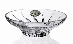 RCR Trix Crystal Bowl for 25th Anniversary