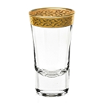 Set of 4 Shot Glasses  from the Venezia Collection by Lorren Home Trends