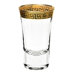 Set of 4 Shot Glasses  from the Florence Collection by Lorren Home Trends
