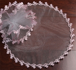 Rocking Horse Edge Tulle