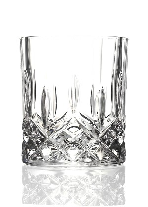 RCR Opera Crystal Double Old Fashionl set of 6