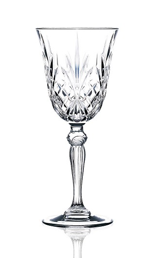RCR Melodia Crystal Wine Glass set of 6