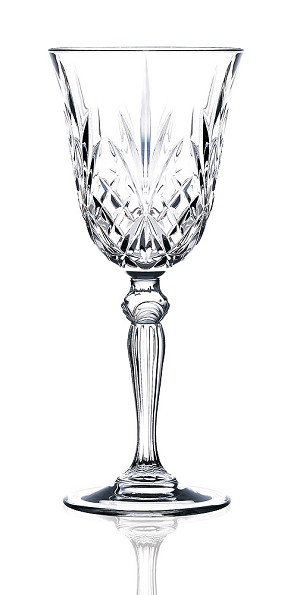 RCR Crystal Water Glass set of 6