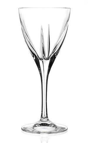 RCR Fusion Crystal Water Glass set of 6